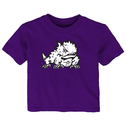 Texas Christian TCU Horned Frogs LOGO Infant/Toddler T-Shirt