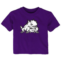 Texas Christian TCU Horned Frogs LOGO Infant/Toddler T-Shirt