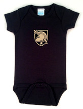 Army Black Knights Team Spirit Baby Onesie