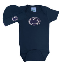 Penn State Nittany Lions Baby Bodysuit and Cap Set
