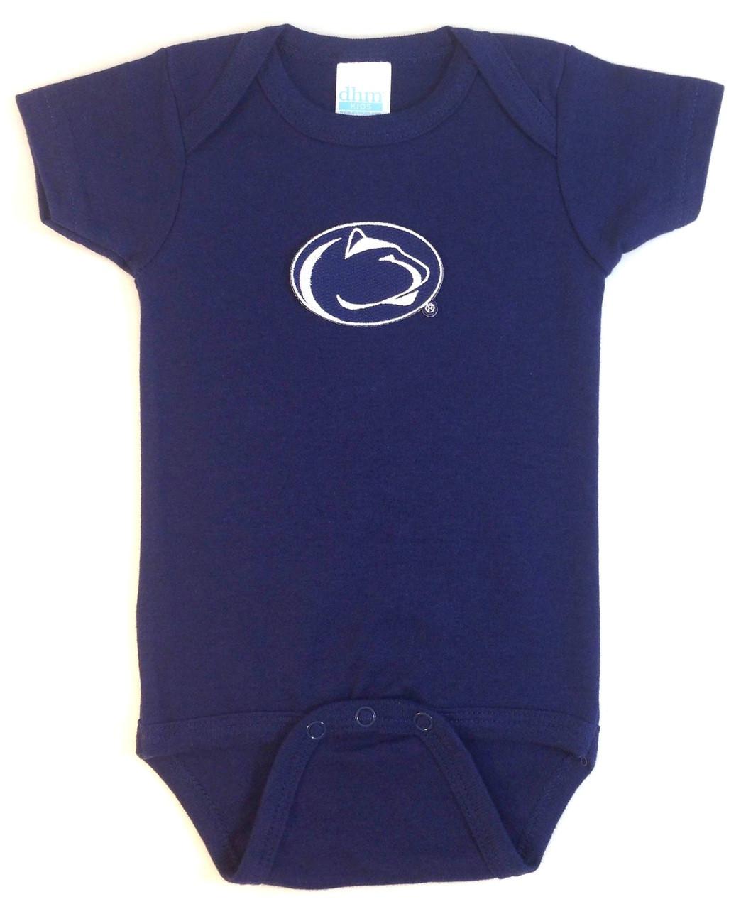 0b239474e Penn State Nittany Lions Team Spirit Baby Onesie. Loading zoom