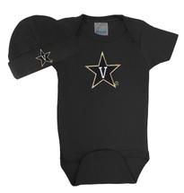 Vanderbilt Commodores Baby Bodysuit and Cap