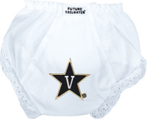 Vanderbilt Commodores Eyelet Baby Diaper Cover