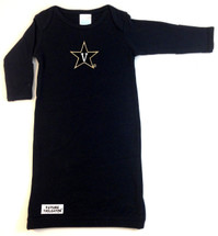 Vanderbilt Commodores Baby Layette Gown