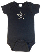 Vanderbilt Commodores Team Spirit Baby Onesie