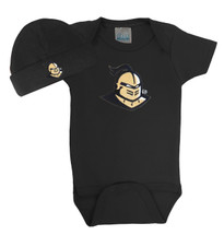 UCF Knights Baby Bodysuit and Cap