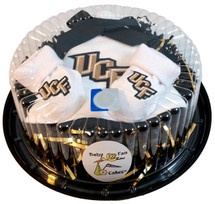 UCF Knights Piece of Cake Baby Gift Set