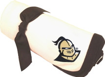 UCF Knights Baby Receiving Blanket