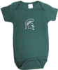 Michigan State Spartans Baby Onesie