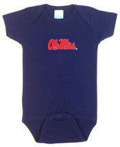 Mississippi Ole Miss Rebels Baby Onesie