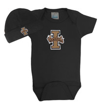 Idaho Vandals Baby Bodysuit and Cap