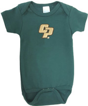 Cal Poly Mustangs Team Spirit Baby Onesie