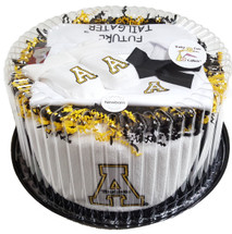 Appalachian State Mountaineers Baby Fan Cake Clothing Gift Set