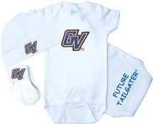 Grand Valley State Lakers Homecoming 3 Piece Baby Gift Set