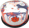 Clemson Tigers Baby Fan Cake Clothing Gift Set