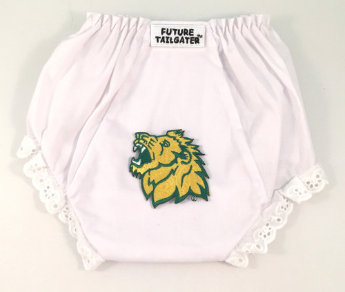 Missouri Southern Lions Eyelet Baby Diaper Cover