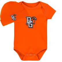 Bowling Green St. Falcons Baby Bodysuit and Cap Set
