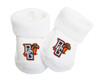 Bowling Green St. Falcons Baby Toe Booties