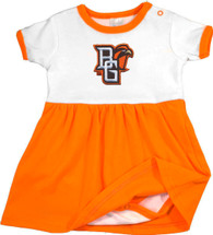 Bowling Green St. Falcons Baby Baby Bodysuit Dress