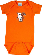 Bowling Green St. Falcons Team Spirit Baby Onesie