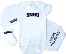Southern New Hampshire Homecoming 3 Piece Baby Gift Set