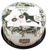 Ohio Bobcats Baby Fan Cake Clothing Gift Set