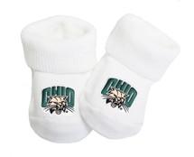 Ohio Bobcats Baby Toe Booties