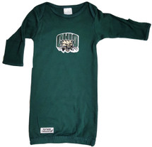 Ohio Bobcats Baby Layette Gown