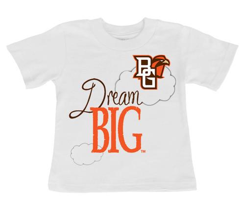 Bowling Green St. Falcons Dream Big Infant/Toddler T-Shirt
