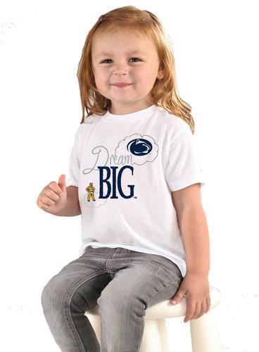 Penn State Nittany Lions Dream Big Infant/Toddler T-Shirt