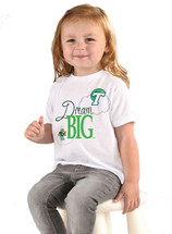 Tulane Green Wave Dream Big Infant/Toddler T-Shirt