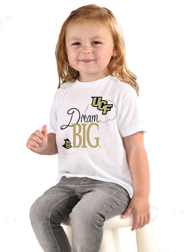 UCF Knights Dream Big Infant/Toddler T-Shirt