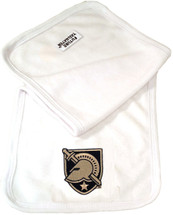Army Black Knights Baby Terry Burp Cloth