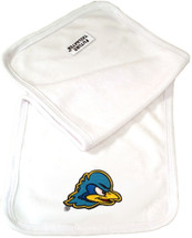 Delaware Blue Hens Baby Terry Burp Cloth