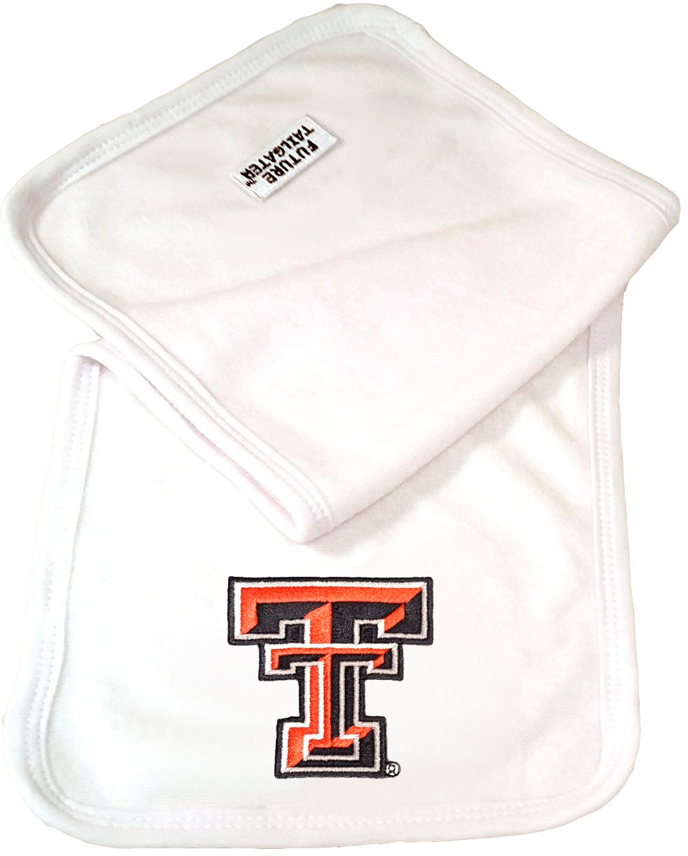 Future Tailgater Texas Tech Red Raiders Baby Onesie Romper