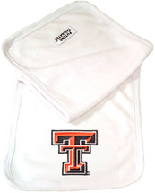 Texas Tech Red Raiders Baby Terry Burp Cloth