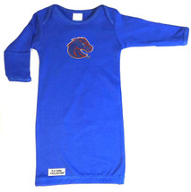 Boise State Broncos Baby Layette Gown