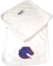 Boise State Broncos Baby Terry Burp Cloth