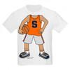 Syracuse Orange Heads Up! Basketball Infant/Toddler T-Shirt