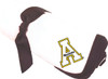 Appalachian State Mountaineers Baby Receiving Blanket