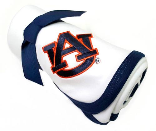 Auburn Tigers Baby Receiving Blanket