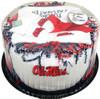 Mississippi Ole Miss Rebels Baby Fan Cake Clothing Gift Set