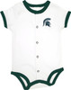 Michigan State Spartans Baby Romper