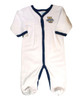 Marquette Golden Eagles Baby Long Sleeve Pleated Playsuit