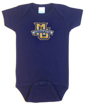 Marquette Golden Eagles Team Spirit Baby Onesie