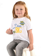 Marquette Golden Eagles Dream Big Infant/Toddler T-Shirt