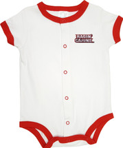 Louisiana Ragin Cajuns Baby Romper