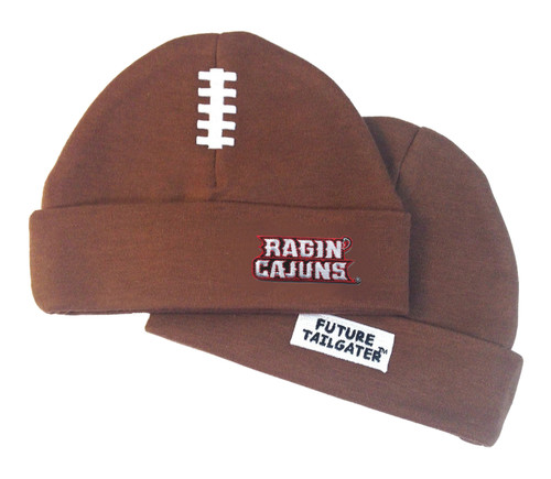 Louisiana Ragin Cajuns Baby Football Cap