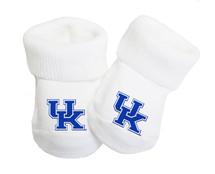 Kentucky Wildcats Baby Toe Booties