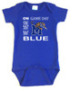 Memphis Tigers On Gameday Baby Onesie